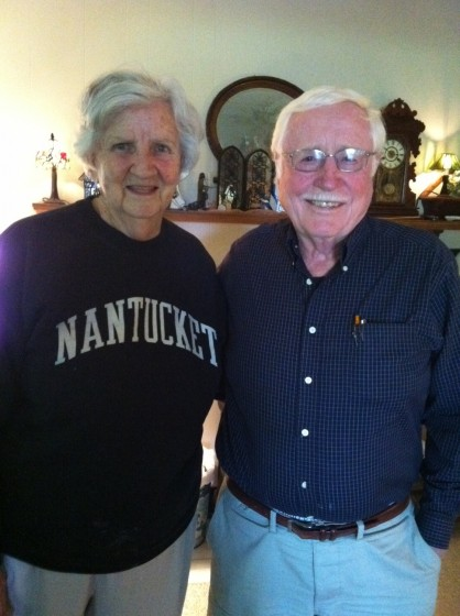 Jerry and Melva Jean Rogers.