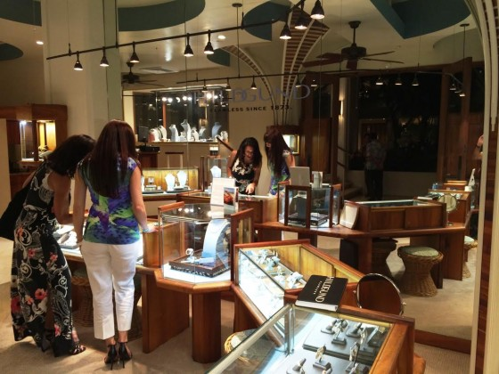 Hildgund Halekulani offers an eclectic collection of jewels.