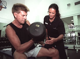 Glynis Ramirez is among Honolulu's  experienced and trusted personal trainer.