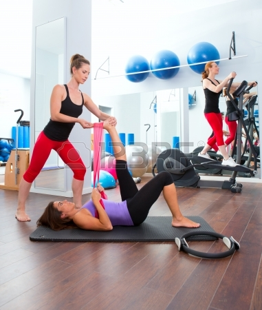 Personal Trainer Pilates
