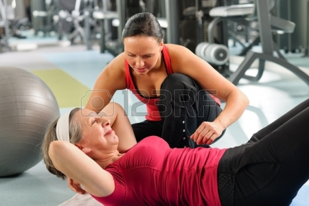 Personal trainer 5