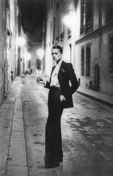 """Le Smoking"" by Yves Saint Laurent"