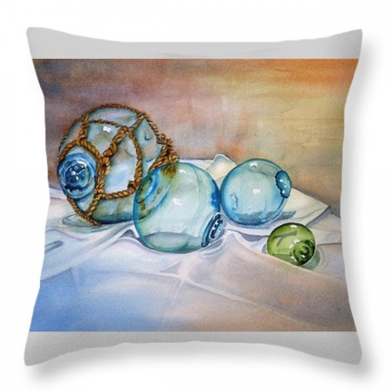 """Pillow version of """"Four Floats"""""""
