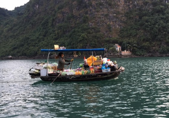 The Ha Long Bay version of a 7-11.