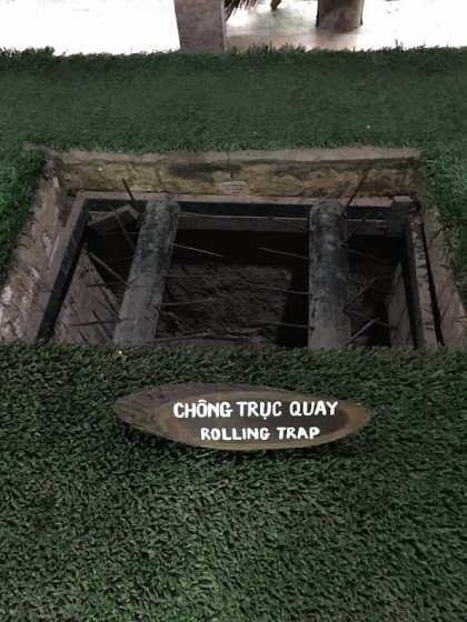 One of the traps used to ensnare the unknowing.