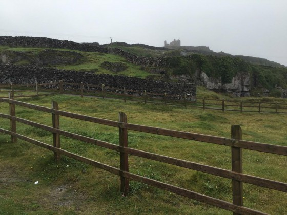 A Stone Age fort on Inis Oirr. Photo by Jarry Mayfield