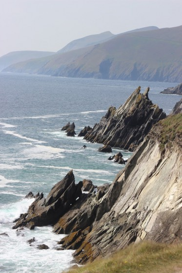 The Cliffs of Kerry        Photo by Debbie Blum