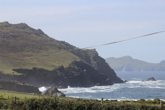 Another view of the Cliffs of Kerry by Debbie Blum, who walked all over the peninsula to get her shots.